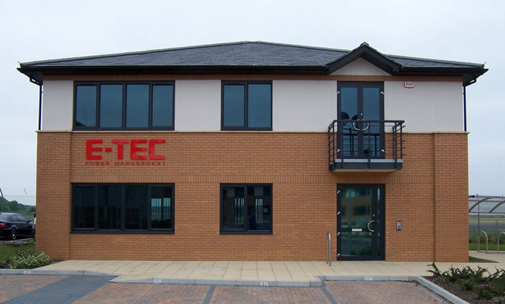 E-TEC Office Farnborough